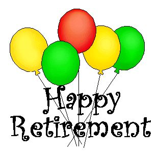 29 best retirement party and 70th birthday images on pinterest rh pinterest com retirement celebration clip art free happy retirement clip art free