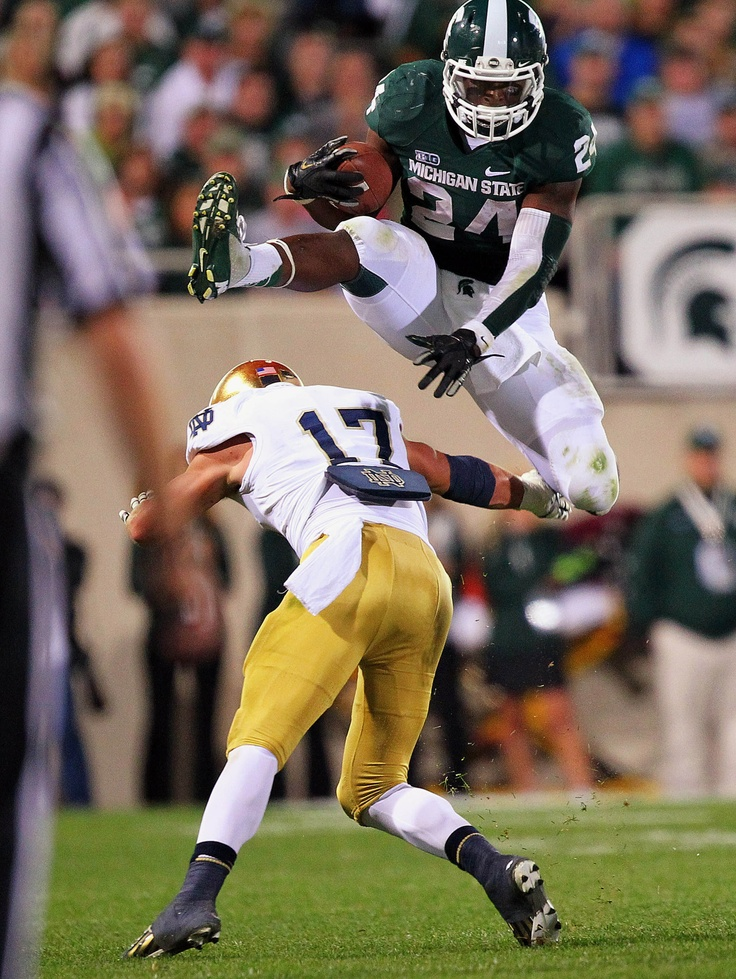 Le'Veon Bell #spartans #beastmode