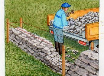 Les 25 meilleures id es de la cat gorie construire un mur - Construire un placard mural ...