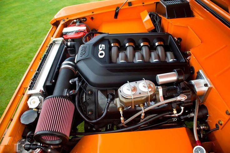 1972 Ford Bronco Coyote Custom Build for sale #1847045   Hemmings Motor News