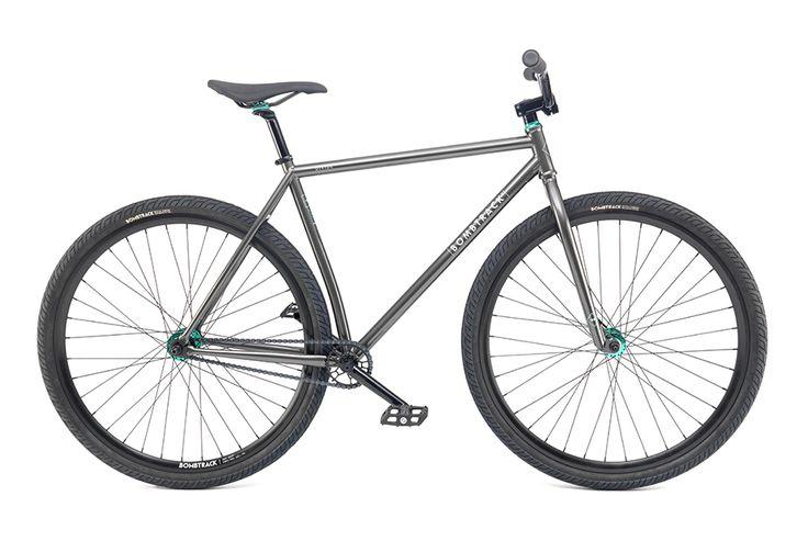 Bombtrack Divide Fixed Gear Everything Bike - http://www.sugarcayne.com/2015/06/bombtrack-divide/