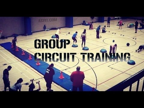Bootcamp | circuit training | Group Training (+playlist)