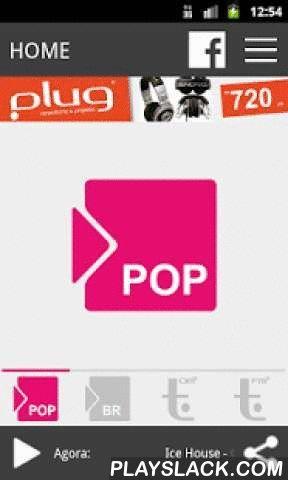Plug Web Station  Android App - playslack.com ,  Empresa fundada no ano de 2000 com sede em Cascavel/PR, com o propósito de proporcionar facilidades técnicas e jurídicas para executantes do serviço de Rádio e TV.Em 2003 a empresa criou a Plug WebStation, uma de suas subsidiárias. Nas versões Pop e Rock e Brazil Music, sob o conceito de webrádio, a estação trás boa música o dia inteiro, de forma simples e moderna.Agora em 2015, lançamos a Rádio TEM, no AM e no FM. Jornalismo, informação…