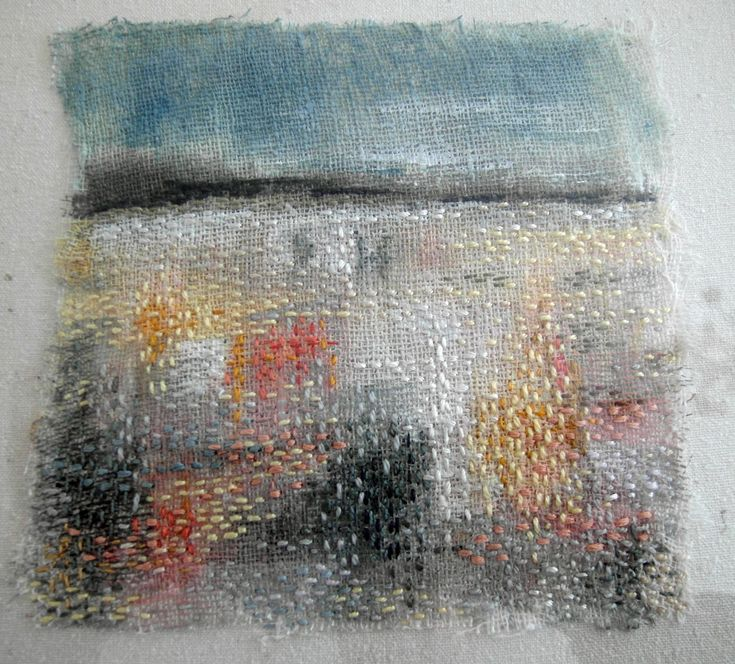 louise watson textile artist