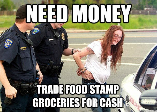 Work For Food Stamps