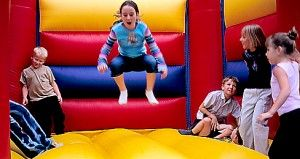Bounce Houses in Northern Virginia and DC area - All Bounce Parties $129 10% off
