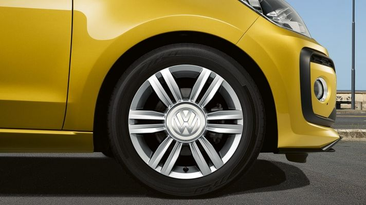 Volkswagen up! llantas