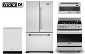 Viking D3 and GE Cafe are two of the best names in the affordable luxury appliance industry. In stainless steel kitchen appliance packages look for ...