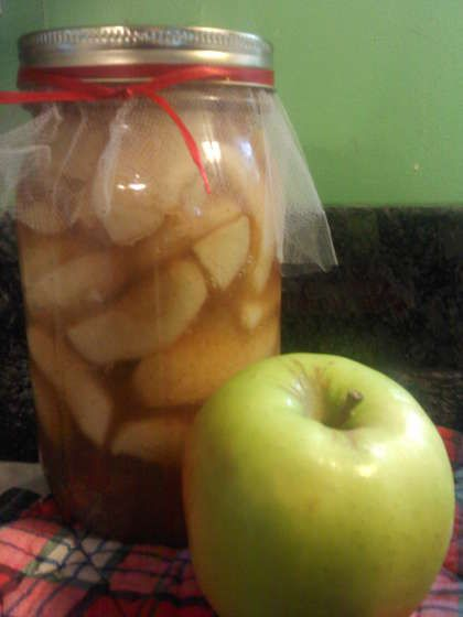 Apple Pie Filling (canning recipe)