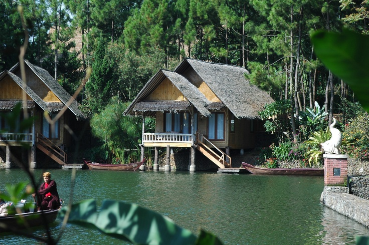 Kampung Sampireun Resort & Spa Garut Indonesia