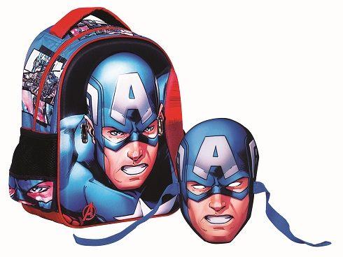 Batohy a masky Avengers