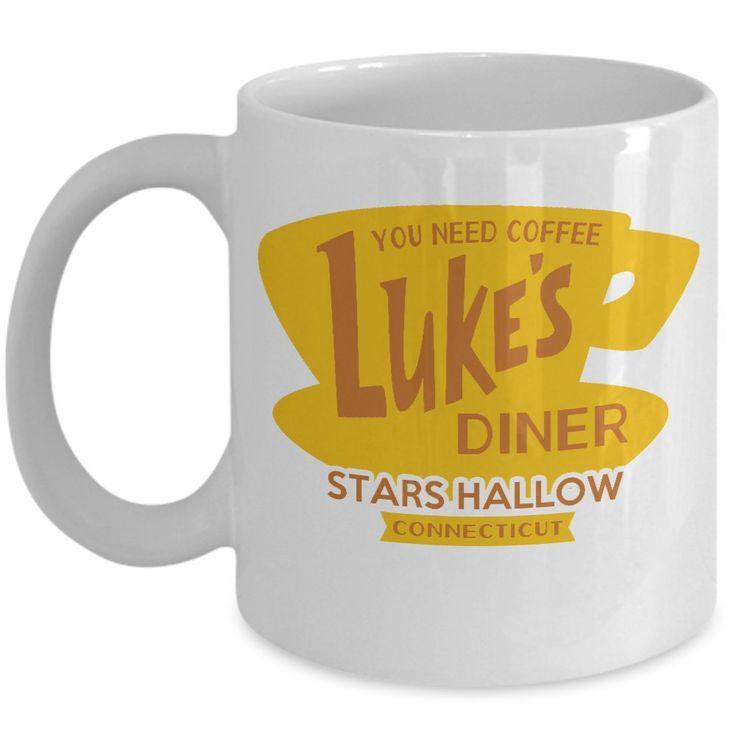 Bien connu Best 25+ Luke's diner mug ideas on Pinterest | Luke's coffee  GM71