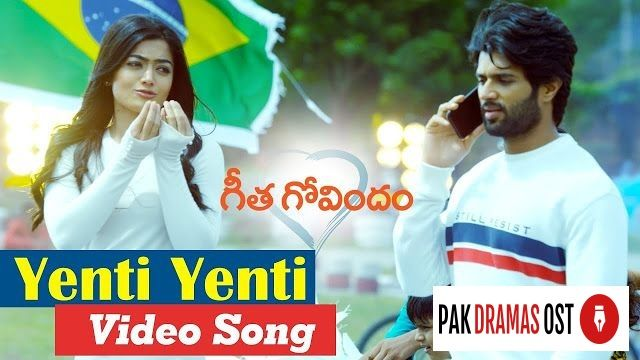 Yenti Yenti Lyrics Full Song English Chinmayi Sripaada In 2020 Songs Lyrics Pak Drama