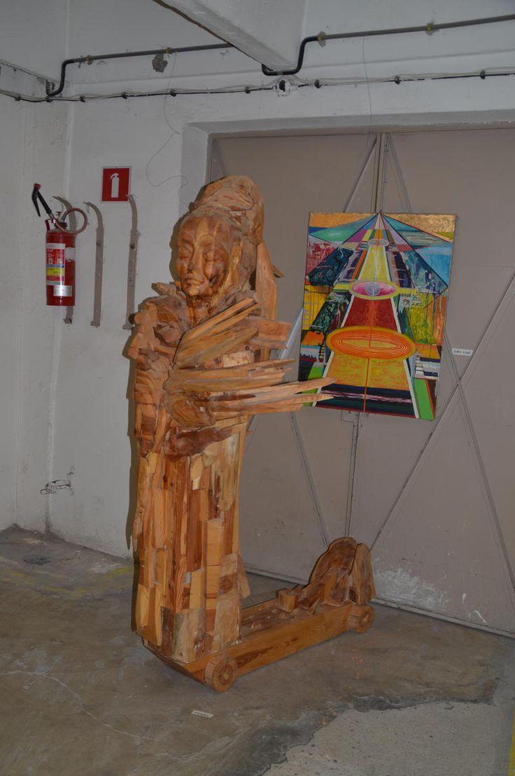 Miłosz Płonka rzeźba