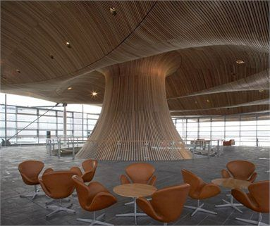 National Assembly for Wales - Cardiff, United Kingdom - 2005 - Rogers Stirk Harbour + Partners