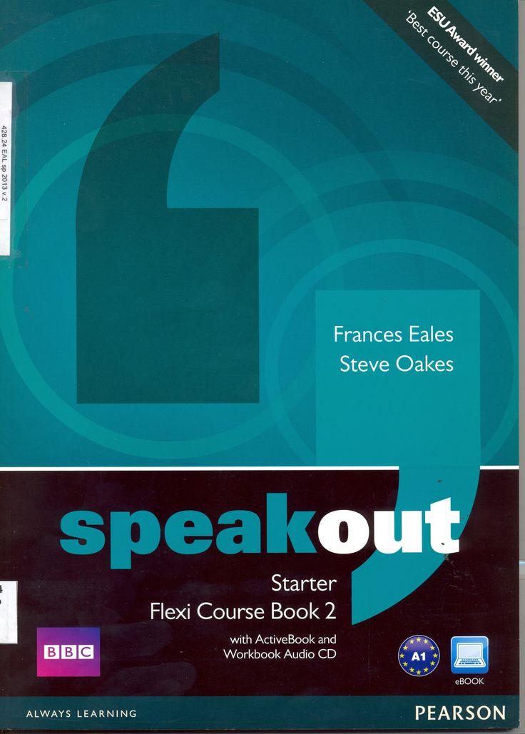 #speakoutstarter #flexicoursebook2 #franceseales #steveoakes #vocabularioinglés #gramáticainglesa #mediosaudiovisuales  #escueladecomerciodesantiago #bibliotecaccs