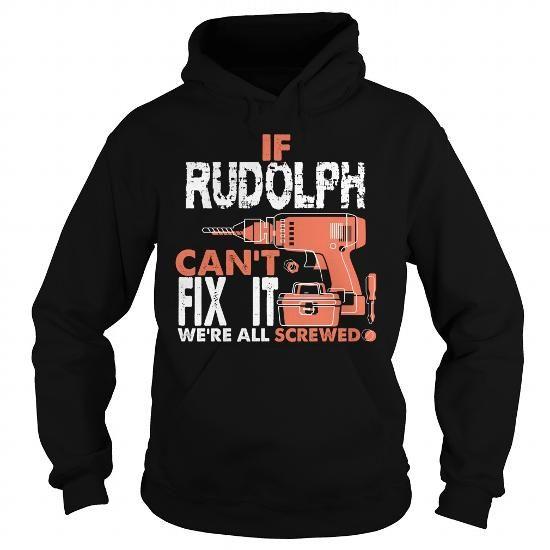 I Love  Love To Be RUDOLPH Tshirt Shirts & Tees