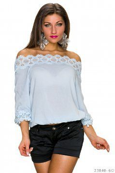 Bluza Tender Day LightBlue