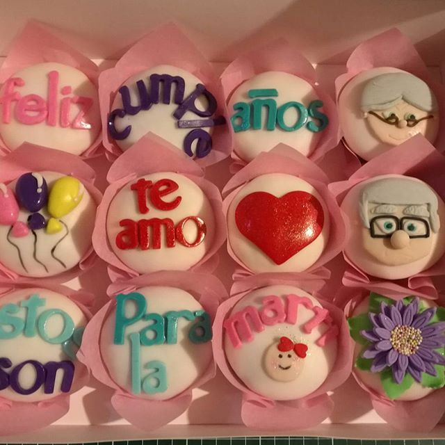 #maryscupcake #rancagua #cupcakespersonalizados #instachile #follow4follow #like4like #siguemeytesigo