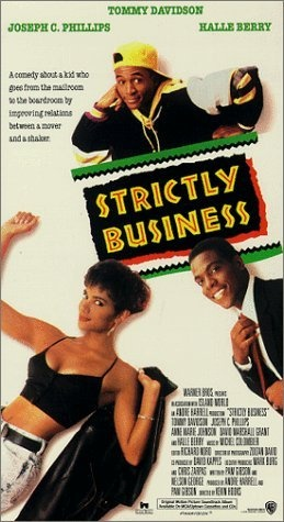 Strickly sexual dvd poster
