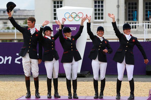 William Fox Pitt Photo - Olympics - Day 4 - Royals at the Olympics