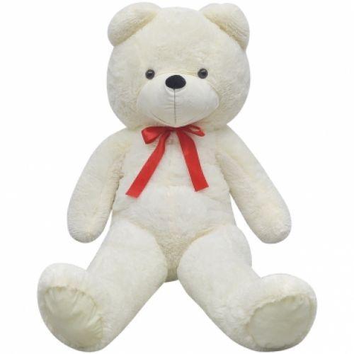 XXL Soft Plush Teddy Bear Toy White 100 cm  http://www.ebay.co.uk/itm/XXL-Soft-Plush-Teddy-Bear-Toy-White-100-cm-/252644601627?hash=item3ad2caaf1b:g:M-gAAOSwB09YMcxq