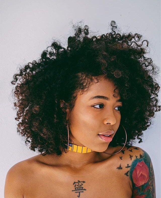 Fantastic 25 Best Natural Black Hairstyles Ideas On Pinterest Hairstyles Short Hairstyles Gunalazisus