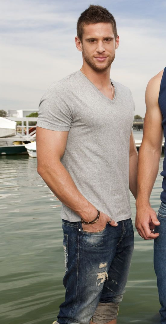 Dan Ewing from home and away I the best