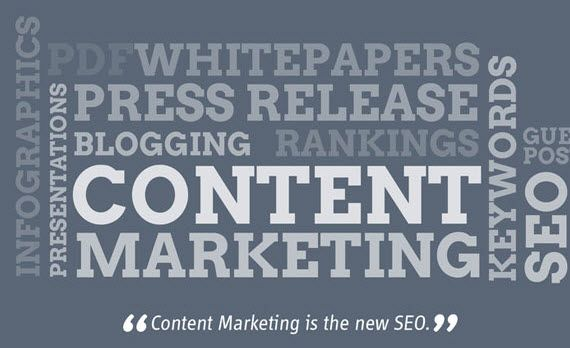 Content Marketing Strategy is the New SEO - /@Ber|Art Visual Design V.O.F. - #SEO