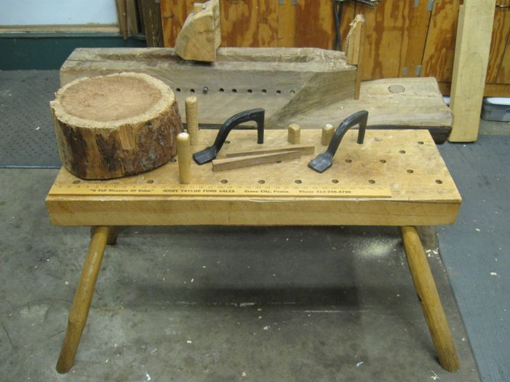 David fisher bowl carver workbenches shave horse