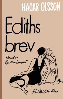 Ediths brev cover by Sanna Mander