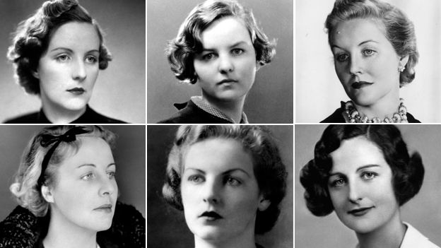 The death of Deborah Mitford, the Dowager Duchess of Devonshire, signals the end of an era. From the birth of the eldest Mitford girl, 110 years ago, this famous family have transfixed us, writes Lyndsy Spence.