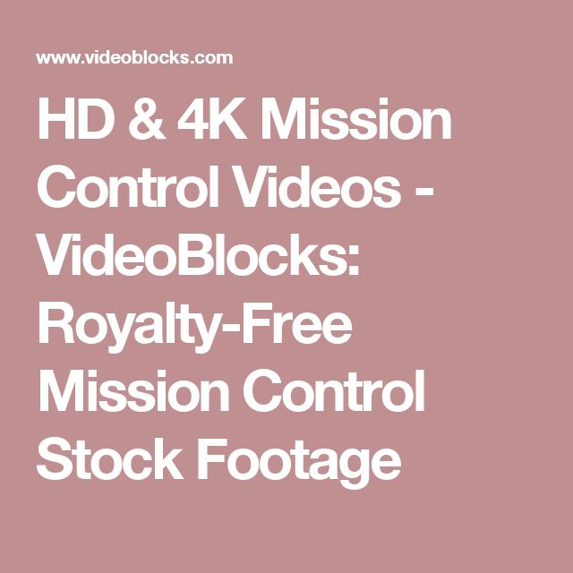 HD & 4K Mission Control Videos - VideoBlocks: Royalty-Free Mission Control Stock Footage