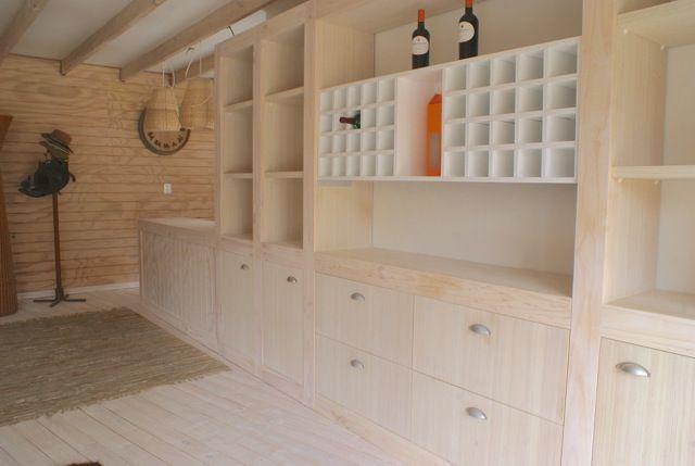 Muebles para casas   Montero Diseños