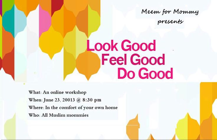Look Good, Feel Good, Do Good Workshop – June 23 | Muslim Calendar    Grab a cup of tea and join GTA Muslim Mommas for an online workshop & discussion.