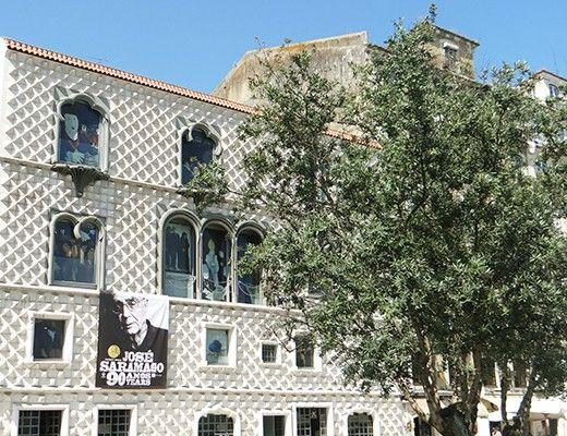 Casa dos Bicos, Lisboa <br>Sede da Fundação José Saramago