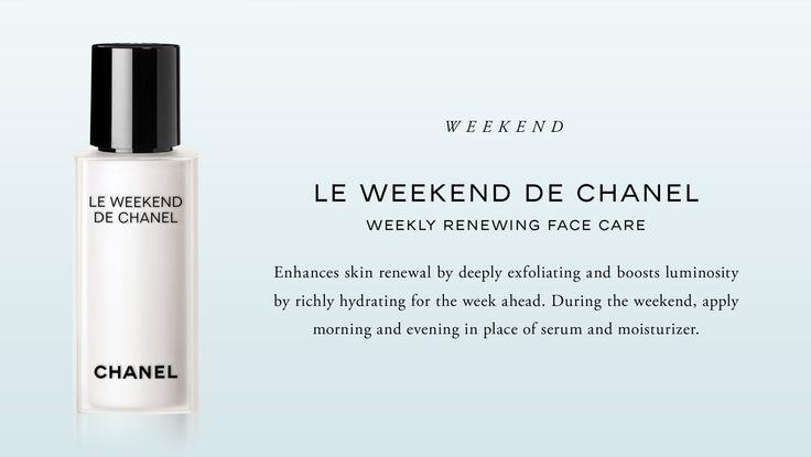 Le weekend de Chanel