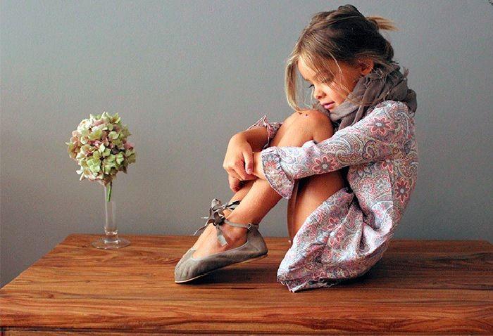 Paisley dress - Querida Valentina