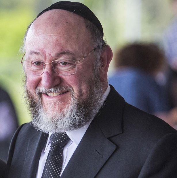Chief Rabbi Ephraim Mirvis Critized Donald Trump Directly