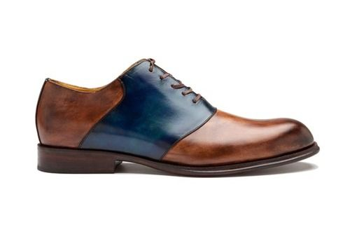 tailormadestyle:  menswearmonday:  want, no need, no want: Esquivel saddle shoes #menswear  Want? Need? Must have.