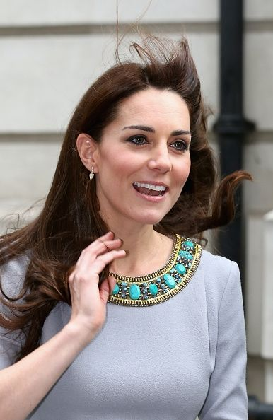 Kate Middleton News: Duchess Gives Rare Public Speech Spoke About Childrens Mental Health