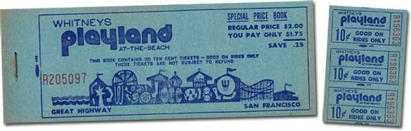 Playland By The Beach Tickets San Francisco