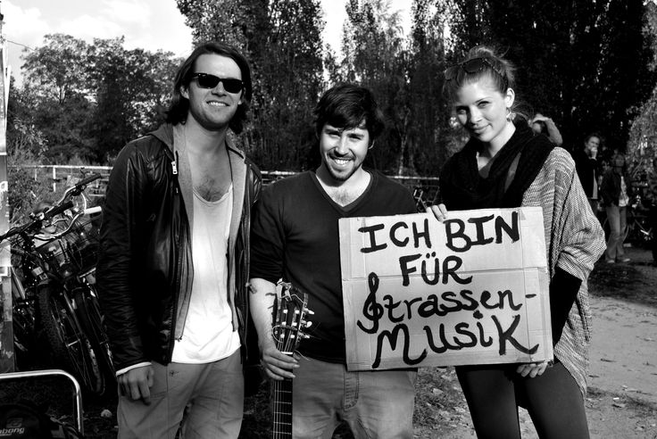 BerlinStreetMusic