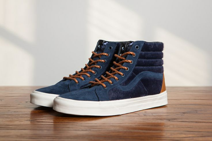 """Vans Sk8-Hi Reissue 2014 """"Year of the Horse"""" Pack 
