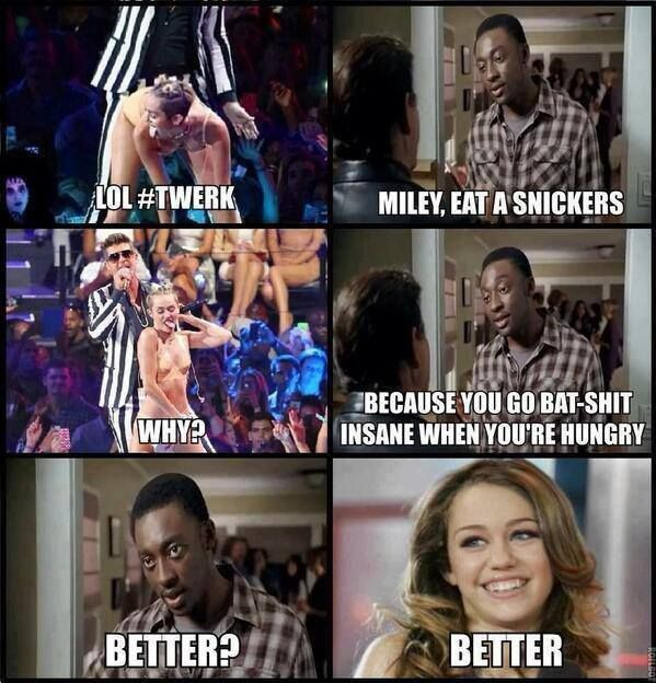 Another Miley Cyrus Meme