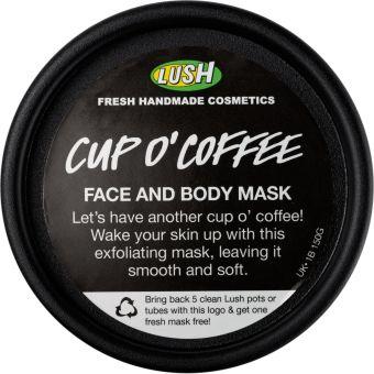 Products - -Pleťové masky - Cup O' Coffee