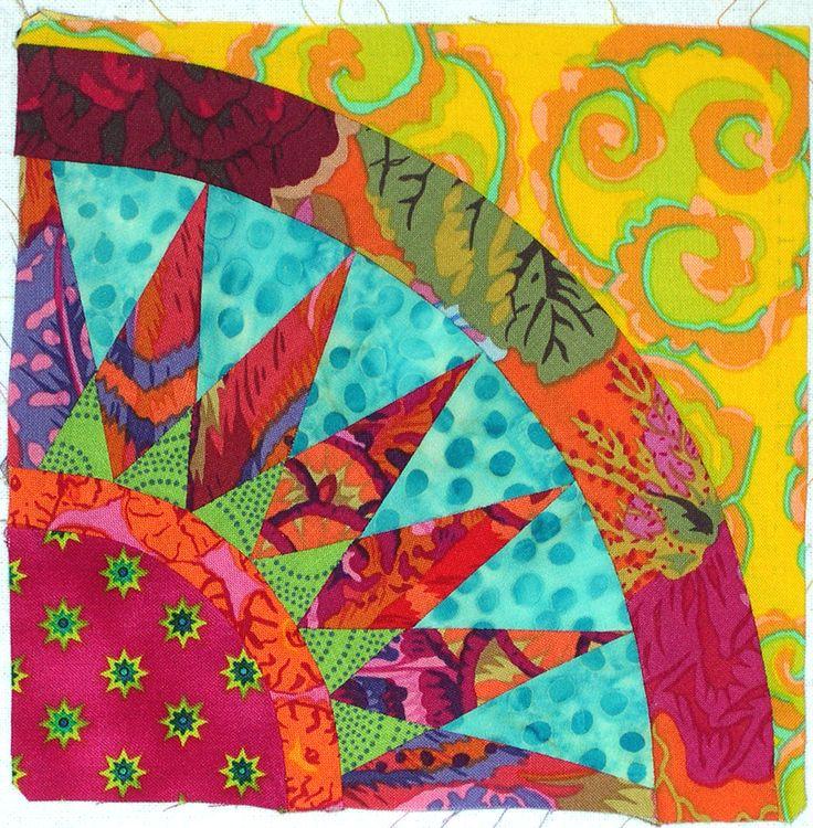 45 best New York Beauty images on Pinterest   Jellyroll quilts ... : new york beauty quilt block pattern - Adamdwight.com