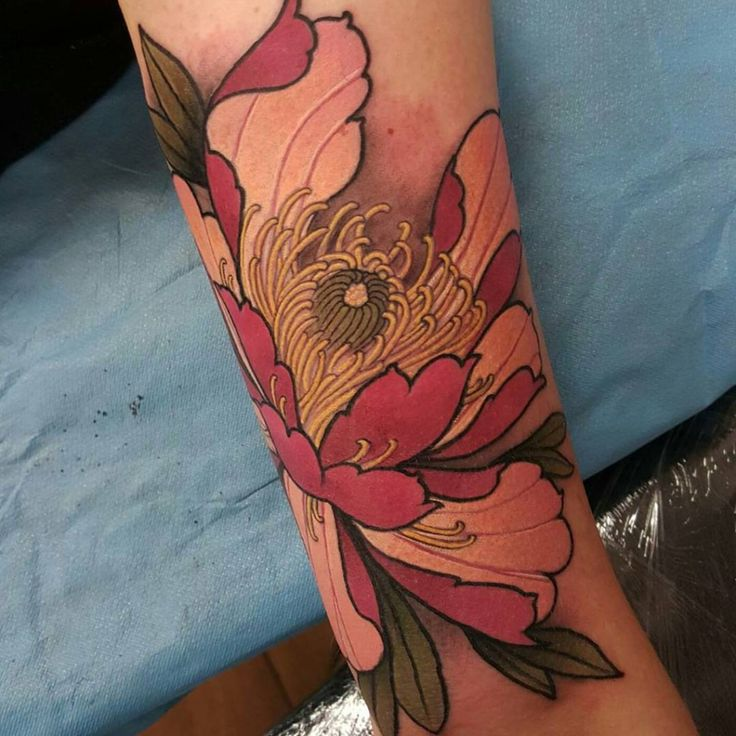 Japanese flowers tattoo names and their meanings names for Japanese sleeve tattoos meanings