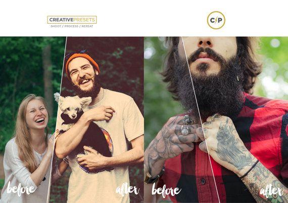20 hipster Style Presets HipstaTone Creative par CreativePresets