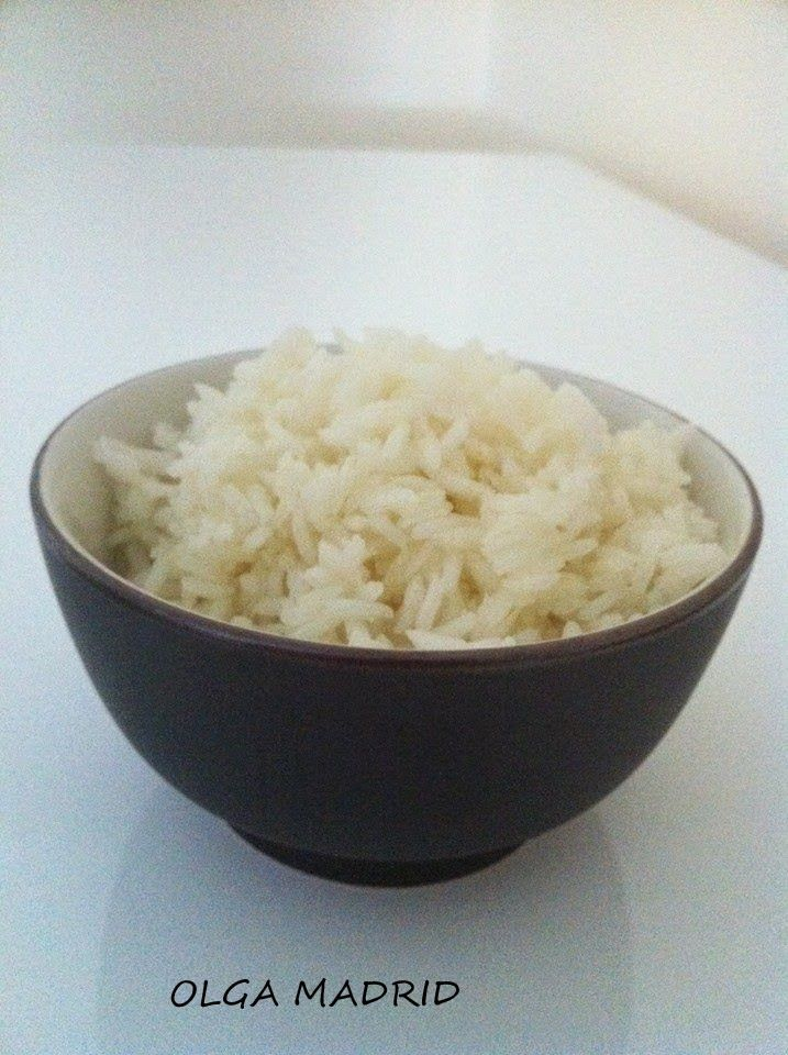 OLLAS GM RECETAS .Adictas a GM: Arroz Blanco de guarnición en Olla GM